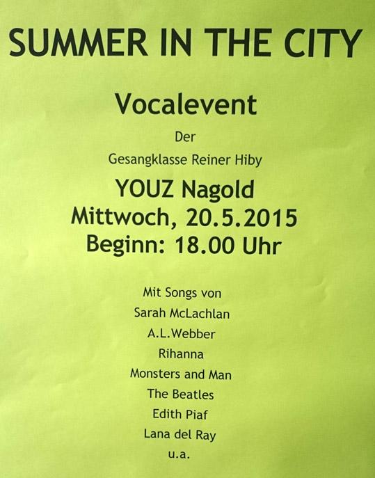 Gesangsevent20.5.15