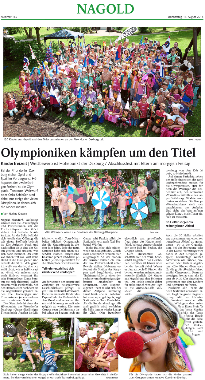 Daxburg-Olympiade